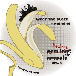 DJ What the Bleep & foi oi oi - Feelings for Detroit Vol. 5: Peelings for Detroit