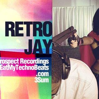 Retro Jay Bass 3000 Sampler