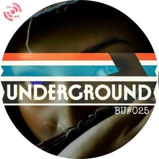 Broadcast Underground #025 : Four Locked Hearts
