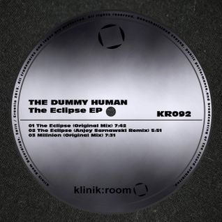 The Dummy Human - The eclipse - Klinik Room (16-09-2015)