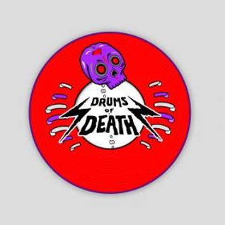 Drums Of Death - Clash Music DJ Mix Podcast