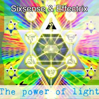 Sixsense & Effectrix - The Power Of Light ( 2015)