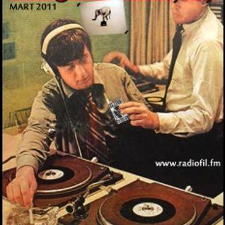 GÖKHAN TUNÇİŞLER✪ SERBEST DÜŞÜŞ///Tekerlek Dönüyor-29.03.2011-Radiofil podcast
