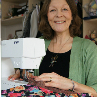Our Wavelength 4.2 : Anna Ash Sewing Skillshare for Transition Town Totnes