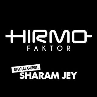 Hirmo Faktor @ Radio Sky Plus 06-02-2015 - special guest: Sharam Jey