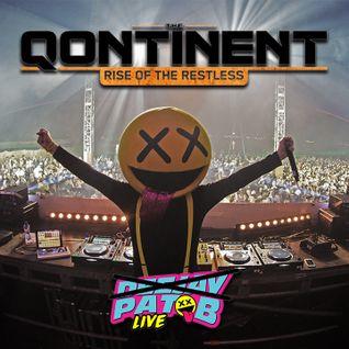 Pat B Live at the Qontinent 2016