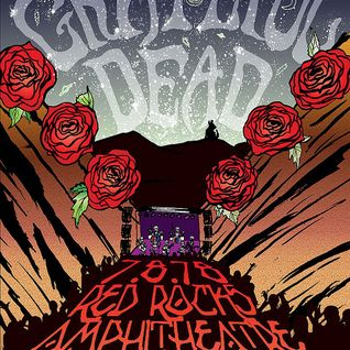 Grateful Dead - Live @ Red Rock Ampitheater 7.8.1978 amazing 3 hour DAT