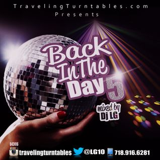Back In The Day ( Vol 5 ) - Mixed By Dj LG
