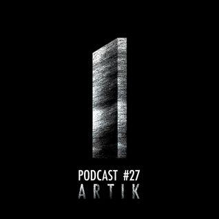 Monolith Podcast #27 Artik