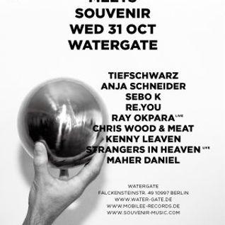 Re.You @ BerMuDa 2012 - Mobilee meets Souvenir,Watergate Berlin (31.10.12)