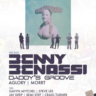 Daddys Groove - Live @ The Gallery, Ministry Of Sound (London) - 08.05.2015