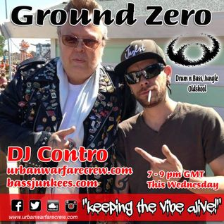 Ground Zero - Dj Contro - Urban Warfare Crew - 17.08.2016