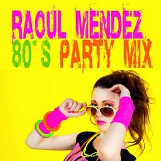 Raoul Mendez - 80's Dance in the Mix @Utrecht, Netherlands