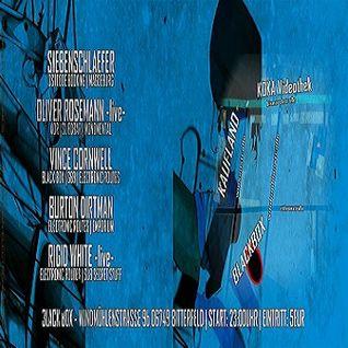 Siebenschlaefer @ Black Box - Bitterfeld - 09.11.2012
