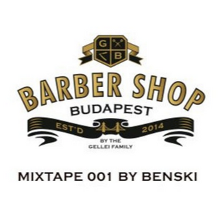 BENSKI - The Barber Shop Budapest Tape One