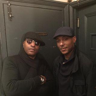 Lynch and Squidley on Raw Soul Radio 16-10-16