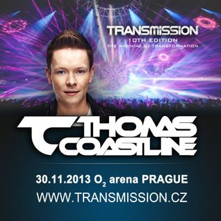 Thomas Coastline live @ TRANSMISSION (The Machine Of Transformation)