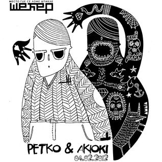 Petko & Akioki Live at Secer Club Belgrade 04.02.2012 Part.1
