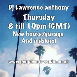 dj lawrence anthony pcr radio 04/08/16