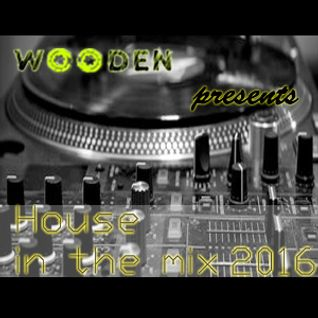 WOODEN VINYL HOUSE MIX JULY 2016 320 KBPS