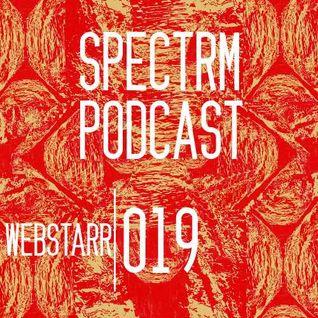 SPECTRM019 - Webstarr