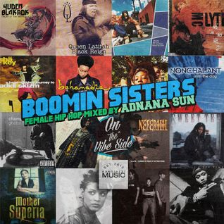 Boomin Sisters - Female Hip Hop Mixed by Adnana Sun