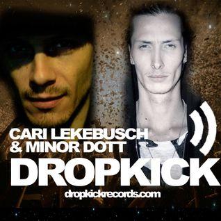 DKR031 - Dropkick Radioshow - Minor Dott & Cari Lekebusch LIVE @ Dropkick Arena 01.08.2014