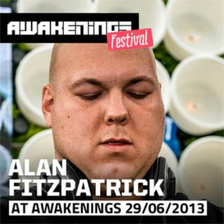 Alan Fitzpatrick - Recorded Live @ Drumcode Stage, Awakenings Festival, Amsterdam :: 29th June 2013