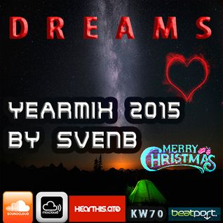 YearMix 2015 - Christmas Edition mixed by SvenB_Master