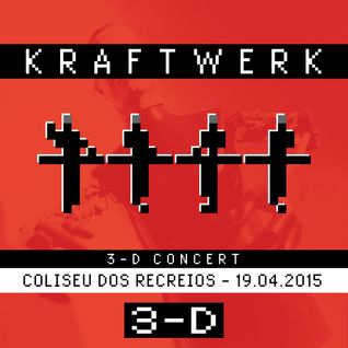 Kraftwerk - Coliseu dos Recreios, Lisboa, 2015-04-19
