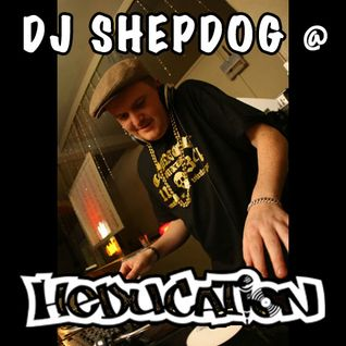DJ Shepdog (Nice Up! Records / Jazz Cafe) - Live @ Heducation