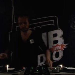 Lcaise - live mix @ BNB!Radio - 100% vinyl - august 2012
