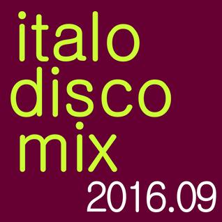 Italo Disco Mix 2016-09