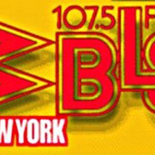 """107.5 WBLS Marley Marl In Control """"Reunion Show"""" w/ Kevy Kev, Clark Kent, & Pete Rock Feb 28th 2014"""