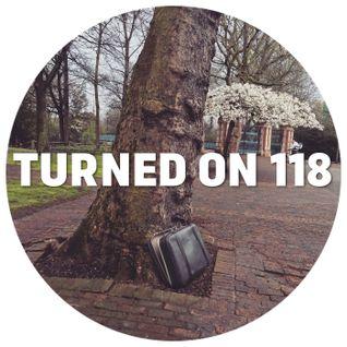 Turned On 118: Cassius, Matthew Herbert, David August, Juan Maclean & Tim Sweeney, Uffe
