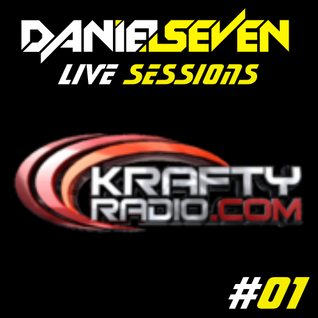 Daniel Seven Sessions @ Kraftyradio #01 (14.02.2015)
