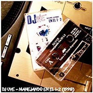 DJ UVE: Manejando En El 1-2 (1998)