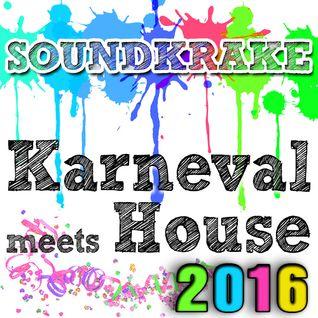 MonatsMix #27 - Karneval meets House 2016