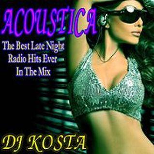 DJ Kosta Acoustica 1