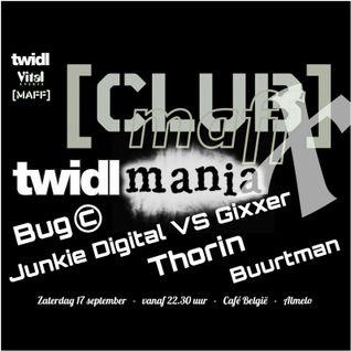 Bug© // Club M.A.F.F-X // TWIDL Mania // September 17th 2016