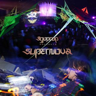 CJ Art ][ Artelized @ Egodrop pres. Supernova (Rotunda - Kraków) - Main Stage [20-02-2016]