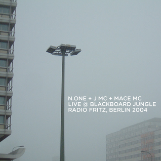 N.One Live @ Blackboard Jungle, Berlin 2004