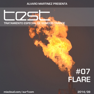 TEST #007 mixed by Alvaro Martinez