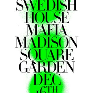 Swedish House Mafia - Madison Square Garden