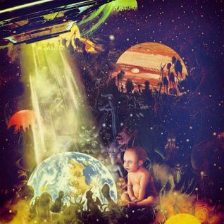 2012 J.Livingston Present '' Visionquest of a child. '' Podcast n° 39 (Deep House Tech)