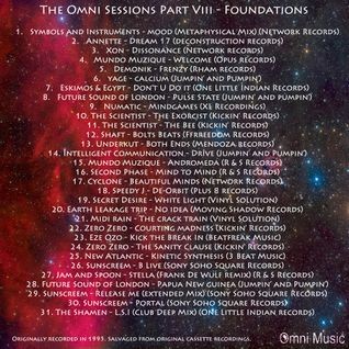 The Omni Sessions Part VIII - Foundations
