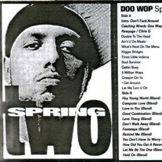 Doo Wop - Spring Two (1993) - Tape Rip