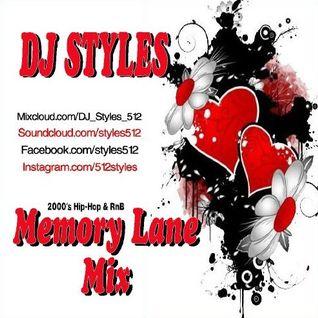 Memory Lane Mix