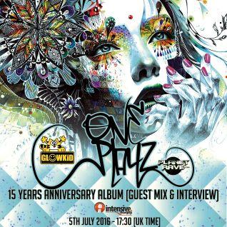 ONEPLAYZ (PL) Guest @ GL0WKiD Generation X [RadioShow] - Planet Rave Radio (05JUL.2016)