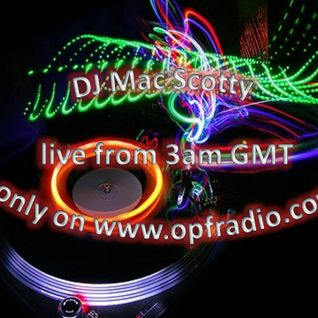 DJ Mac Scotty's Sunday April 20th, 2014 broadcast that was heard live on 107.7fm OPF Radio